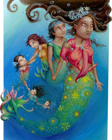 The little Mermaid (in Morocco)