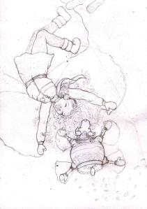 marylamb sketch